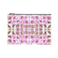 Modern Pattern Factory 01 Cosmetic Bag (Large)
