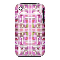 Modern Pattern Factory 01 Apple iPhone 3G/3GS Hardshell Case (PC+Silicone)