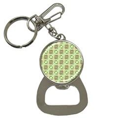 Modern Pattern Factory 04 Bottle Opener Key Chains