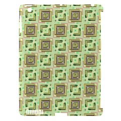 Modern Pattern Factory 04 Apple iPad 3/4 Hardshell Case (Compatible with Smart Cover)