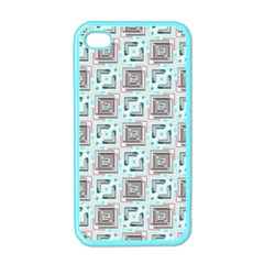 Modern Pattern Factory 04b Apple iPhone 4 Case (Color)