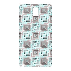 Modern Pattern Factory 04b Samsung Galaxy Note 3 N9005 Hardshell Back Case