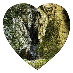 MOUNTAIN PATH Jigsaw Puzzle (Heart)