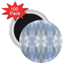 Ice Crystals Abstract Pattern 2.25  Magnets (100 pack)