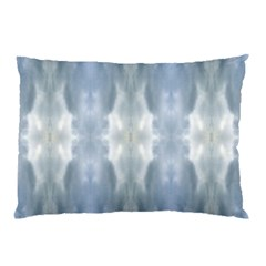 Ice Crystals Abstract Pattern Pillow Cases (Two Sides)