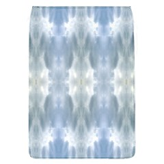 Ice Crystals Abstract Pattern Flap Covers (L)