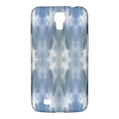 Ice Crystals Abstract Pattern Samsung Galaxy Mega 6.3  I9200 Hardshell Case