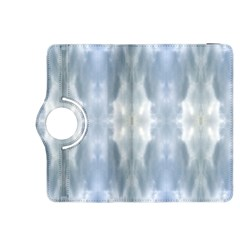 Ice Crystals Abstract Pattern Kindle Fire HDX 8.9  Flip 360 Case
