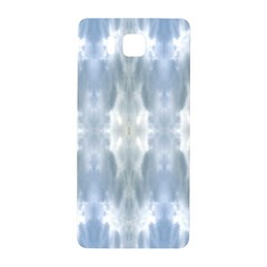 Ice Crystals Abstract Pattern Samsung Galaxy Alpha Hardshell Back Case