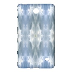 Ice Crystals Abstract Pattern Samsung Galaxy Tab 4 (8 ) Hardshell Case