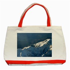 MOUNT TAPUAENUKU Classic Tote Bag (Red)
