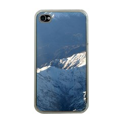 MOUNT TAPUAENUKU Apple iPhone 4 Case (Clear)