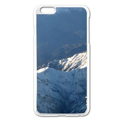 MOUNT TAPUAENUKU Apple iPhone 6 Plus/6S Plus Enamel White Case