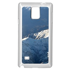 MOUNT TAPUAENUKU Samsung Galaxy Note 4 Case (White)