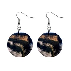 MOUNT RORAIMA 2 Mini Button Earrings