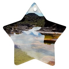 MOUNT RORAIMA 1 Ornament (Star)