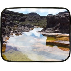 MOUNT RORAIMA 1 Fleece Blanket (Mini)