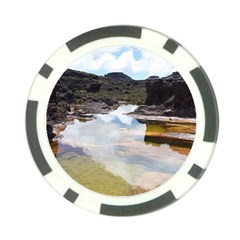 MOUNT RORAIMA 1 Poker Chip Card Guards (10 pack)