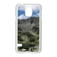 LAKELET Samsung Galaxy S5 Case (White)