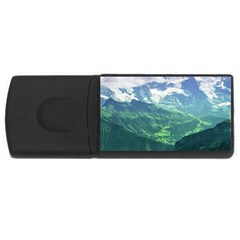 LAGHI DI FUSINE USB Flash Drive Rectangular (2 GB)