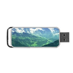 LAGHI DI FUSINE Portable USB Flash (One Side)