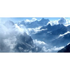 KANGCHENJUNGA YOU ARE INVITED 3D Greeting Card (8x4)