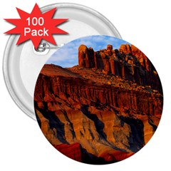 GRAND CANYON 3 3  Buttons (100 pack)