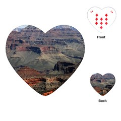 Grand Canyon 2 Playing Cards (heart)