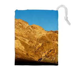 DEATH VALLEY Drawstring Pouches (Extra Large)