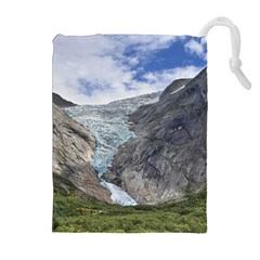 BRIKSDALSBREEN Drawstring Pouches (Extra Large)