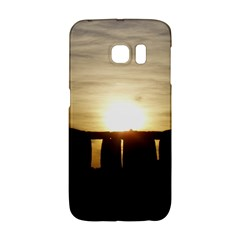 Sunset Stonehenge Galaxy S6 Edge