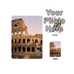 Rome Colosseum Playing Cards 54 (mini)