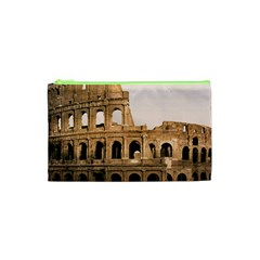 Rome Colosseum Cosmetic Bag (xs)
