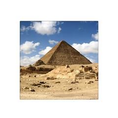Pyramid Giza Satin Bandana Scarf