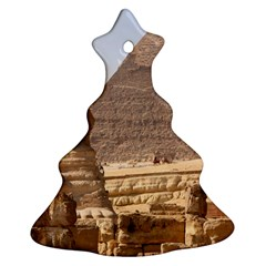 Pyramid Egypt Ornament (christmas Tree)