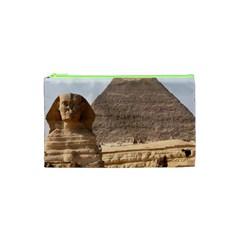 Pyramid Egypt Cosmetic Bag (xs)