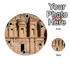 Petra Jordan Playing Cards 54 (round)