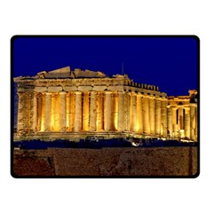 Parthenon 2 Double Sided Fleece Blanket (small)