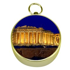 Parthenon 2 Gold Compasses