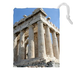 PARTHENON Drawstring Pouches (XXL)