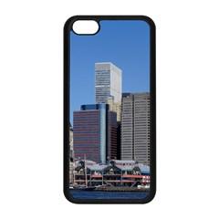 Ny Liberty 2 Apple Iphone 5c Seamless Case (black)