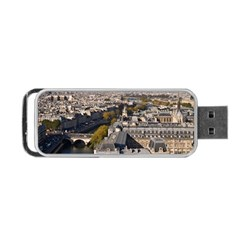 Notre Dame Portable Usb Flash (one Side)