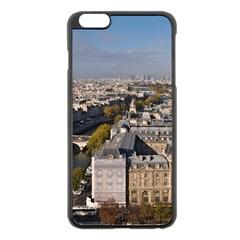 Notre Dame Apple Iphone 6 Plus/6s Plus Black Enamel Case