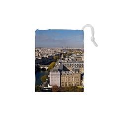 Notre Dame Drawstring Pouches (xs)