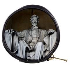 Lincoln Memorial Mini Makeup Bags