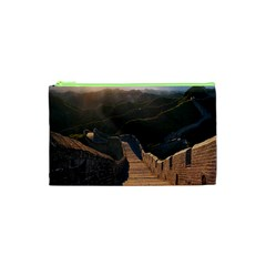 Great Wall Of China 2 Cosmetic Bag (xs)
