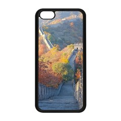 Great Wall Of China 1 Apple Iphone 5c Seamless Case (black)
