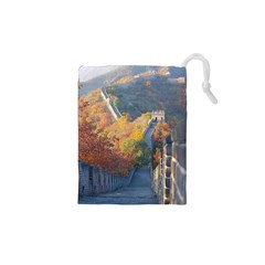 Great Wall Of China 1 Drawstring Pouches (xs)