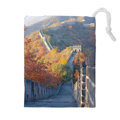 GREAT WALL OF CHINA 1 Drawstring Pouches (Extra Large)
