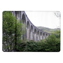 Glenfinnan Viaduct 2 Samsung Galaxy Tab 10 1  P7500 Flip Case